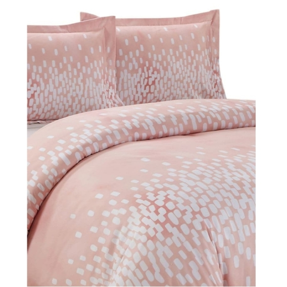 Milano Other - New! Milano 3-piece Duvet Cover Set Queen Size